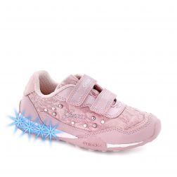 Pantofi Sport fete Jocker GB DK Rose