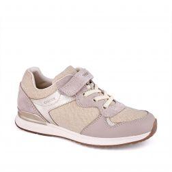 Pantofi Sport fete Maisie GE Beige