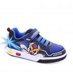 Pantofi Sport baieti Gregg A Navy LT Blue