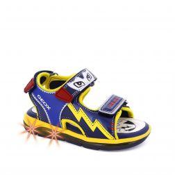Sandale baieti Todo BA Navy Yellow