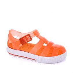 Sandale plaja copii Tenis Cristal Naranja