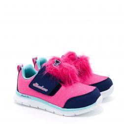 Pantofi Sport fete Lil' Critter hot pink