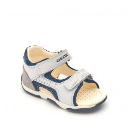 Sandale baieti Tapuz BC White Navy