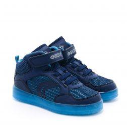 Pantofi Sport baieti Kommodor BC Navy LT Blue