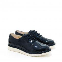 Pantofi fete Thymar GC Navy