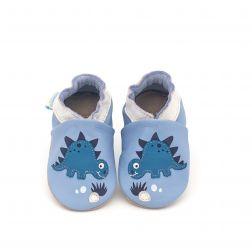 Pantofi bebelusi Oh Dino Bleu
