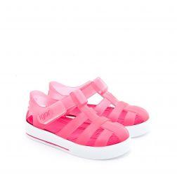 Sandale fete Star Fucsia