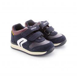 Pantofi Sport baieti Rishon BA Navy Bordeaux