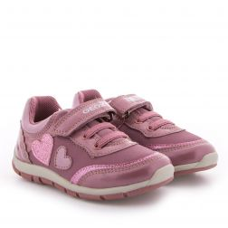 Pantofi Sport fete Shaax GB Dk Pink