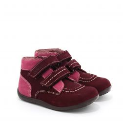 Ghete fete 620733 Bonkro Bordeaux Rose
