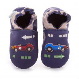 Pantofi baieti Motorcar Marine