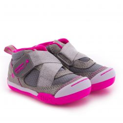 Pantofi Sport fete Flex Play Early Start Grey