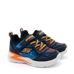 Pantofi Sport baieti Erupters III Navy Orange