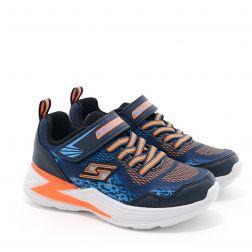 Pantofi Sport baieti Erupters III Derlo Navy Orange