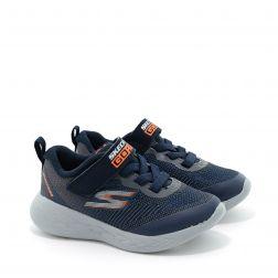Pantofi Sport baieti Go Run 600 Farrox Navy Charcoal