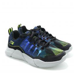 Pantofi Sport baieti Intersectors Black Lime