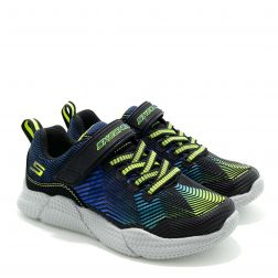 Pantofi Sport baieti Intersectors Protofuel Black Lime
