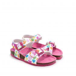 Sandale fete 192981A