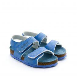 Sandale baieti 637313 Summerkro Bleu Camouflage