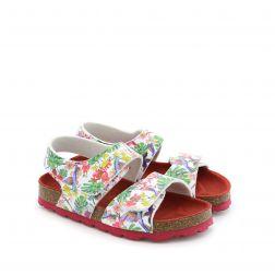 Sandale fete 637317 Summerkro Blanc Exostic
