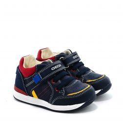 Pantofi Sport baieti Rishon BC 0735 Navy Red