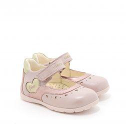 Pantofi fete Kaytan GD Dk Rose Gold