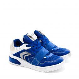 Pantofi Sport baieti Xled BB Royal White