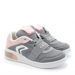 Pantofi Sport fete Xled GA Grey Lt Rose
