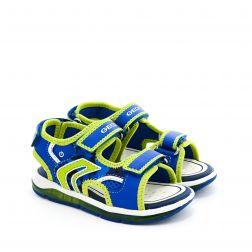 Sandale baieti Todo BA Royal Lime