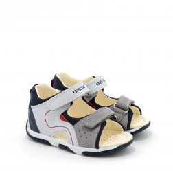 Sandale baieti Tapuz BB White Navy