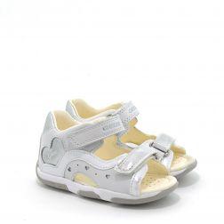 Sandale fete Tapuz GC White Silver