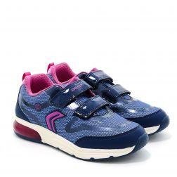 Pantofi Sport fete Spaceclub GC Navy Fuchsia
