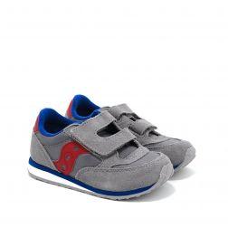 Pantofi Sport baieti SL259641 Baby Jazz HL Grey Red