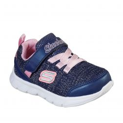 Pantofi Sport Fete Comfy Flex Moving On Navy