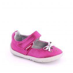 Pantofi bebelusi Olivia Raspberry