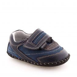 Pantofi bebelusi Teddy Navy