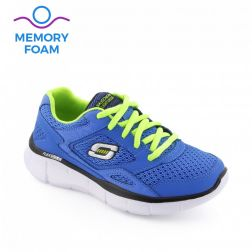 Pantofi sport baieti Equalizer Blue