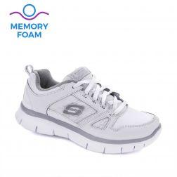 Pantofi Sport baieti Master Flex White