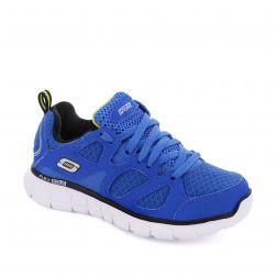 Pantofi Sport baieti Vim Turbo Ride Blue