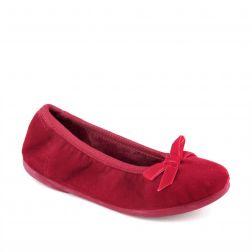 Papuci fete 186072 Rojo