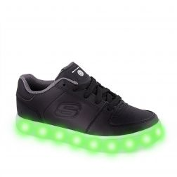 Pantofi Sport Energy Lights Elate Black