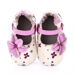 Pantofi bebelusi Flower Power