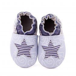 Pantofi bebelusi Kinder Garten Bleu