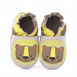 Pantofi bebelusi Sweet Lion Beige