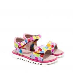 Sandale fete 182956A