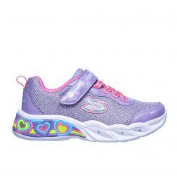 Pantofi Sport Fete Sweetheart Lights Lavender
