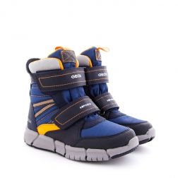 Apreschi Baieti Flexyper B ABX A Navy/Orange