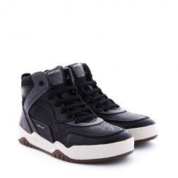 Pantofi Sport Baieti Perth B.B Black/Dk Grey