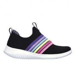 Pantofi sport Fete Ultra Flex Brightful Day Black