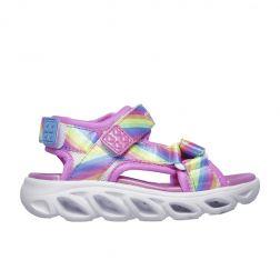 Sandale Fete Hypno Splash Rainbow Lights Multi